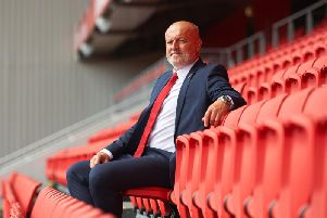 Former Scarborough player-boss Neil Redfearn. PICTURE: GETTY IMAGES.