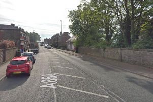The A650 in East Ardsley (Photo: Google).