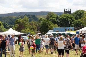 Camel racing and a wall of death at Todmorden Game and Country Fair 2019