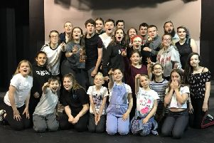 The musical opens at the YMCA in Scarborough in July