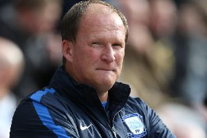 Simon Grayson is the new manager of Blackpool FC