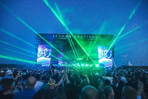 Lytham Festival 2018 attracted more than 50,000 people.