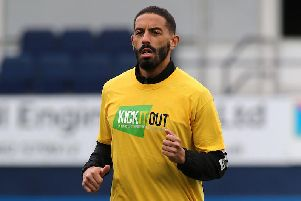 Liam Feeney was Blackpool's standout performer