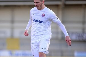 Tunnicliffe has made the move back to the Football League
