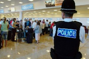 Police are today launching their first ever national crackdown on forced marriage as they will visit airports across the county as the school holidays get underway.