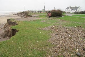 The East Yorkshire coastline is one of the fastest eroding coastlines in Europe