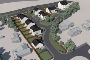Plans submitted to Fylde Council for 26 affordable homes to be built in Warton