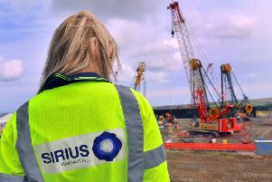 Sirius Minerals is currently developing Woodsmith Mine near Whitby as well as a 23 mile long underground transportation conveyor and processing and port facilities in Teesside.