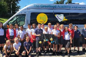 Year 5 pupils from all three schools have recently worked together to produce videos about their schools. This is one of many shared projects planned and designed to raise learning outcomes.