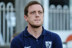 Featherstone Rovers boss Ryan Carr. PIC: Featherstone Rovers.