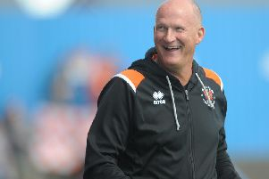 Pool boss Simon Grayson