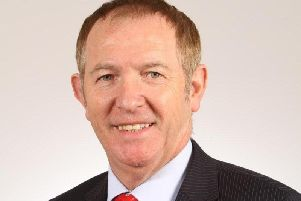 Sir Kevin Barron, MP for Rother Valley.