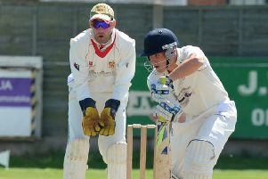 St Annes CC skipper Nathan Armstrong is hoping to follow up last week's victory