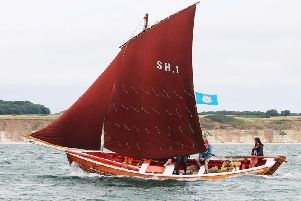 It is hoped that 14 sailing cobles will be on show this year