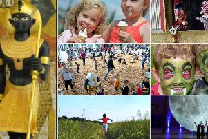 Wakefield Council has organised many activities and events for children.