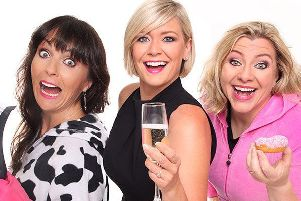Join the Hormonal Housewives in Halifax.
