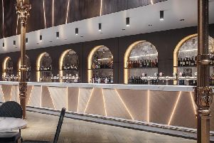 How the new bar will look