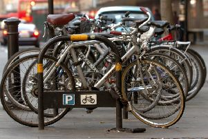 The survey found cycling for leisure was more popular than for travel, with 8% of people cycling at least once a week for fun, while 4% commuted by bike. Photo: PA Images.