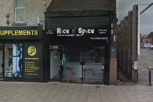 Rice n Spice, on Kirkgate, Wakefield. Picture: Google Maps.