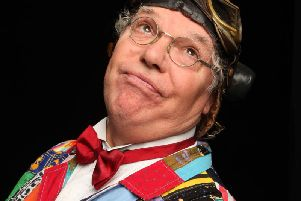 Roy Chubby Brown is live in Lincoln next month.