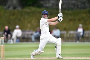 Dane Vilas led by example with a dazzling double-century  Picture: GETTY IMAGES