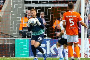 Jak Alnwick says Bloomfield Road has been bouncing