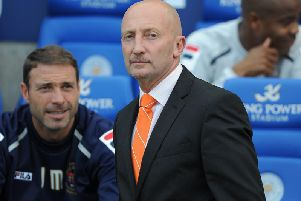 Former Blackpool boss Ian Holloway
