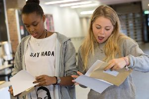 Hundreds of thousands of teenagers across the country are waiting anxiously for their GCSE results, ahead of results day on Thursday, August 22, 2019.
