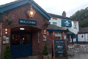 The Fairfield Arms at Greenhalgh