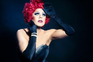 La Voix brings her new show to Gainsborough this weekend.