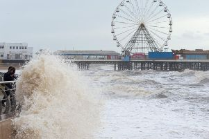 Experts have warned of a two-metre rise in sea levels