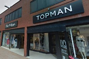 The Miss Selfridge, Topshop and Topman stores in Blackpool are to close in January