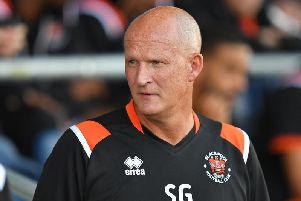 Grayson has missed out on the manager of the month award for August