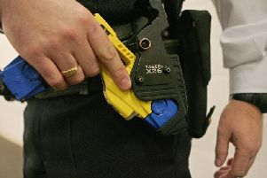 Should police officers routinely carry tasers?