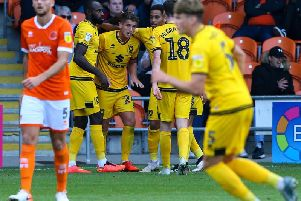 The Seasiders found themselves on the wrong end of a 3-0 humbling by MK Dons on Saturday