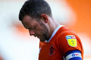 Jay Spearing says harsh words were necessary in the Blackpool dressing room