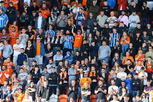 Bloomfield Road attendances have averaged almost 10,000 this season