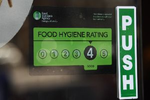 All food businesses in the East Riding are given a hygiene rating from zero to five. Photo: PA Images
