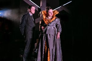 The company will present Mary, Queen of Scots