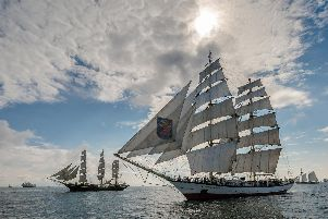 The Tall Ships Races is an exciting event in the sail training calendar and will see four fantastic cities and two challenging races across the North Sea (Photo: Sail Training International)