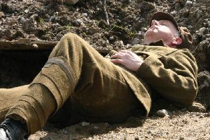 Challenging production - 6:12s Michael Garside in the Harrogate Theatre companys new WW1 drama which launches next week.