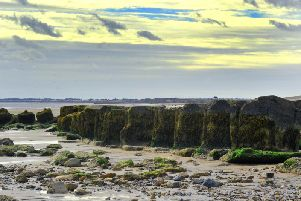 Fraisthorpe beach