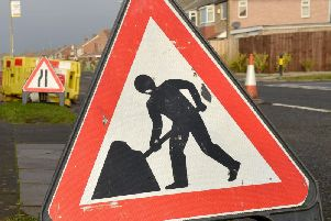 East Riding of Yorkshire Council is carrying out the work in Kingsgate.