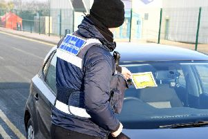 Wardens will be looking out for inconsiderately-parked cars.