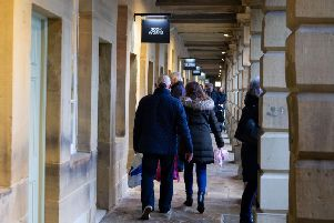 Shops at the Piece Hall