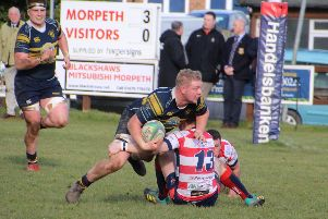 Morpeth RUFC v Bridlington RUFC