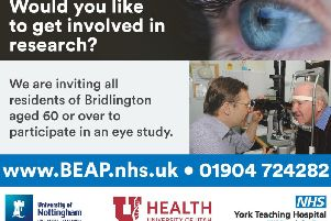 Bridlington Eye Assessment Project