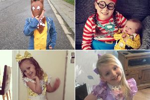 We have been loving your World Book Day costumes.