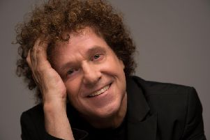 Leo Sayer returns to UK for new tour