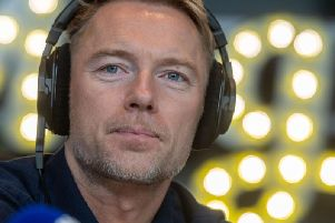 Ronan Keating will play Castle Howard this summer